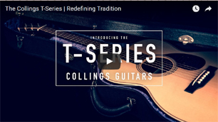 Collings T Series Exclusive Look