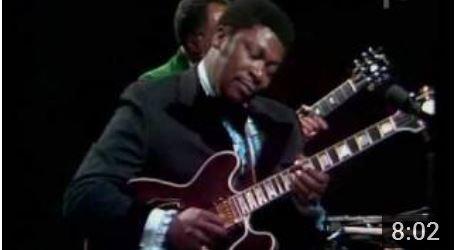 B. B. King One Man's Guitar onemanz.com