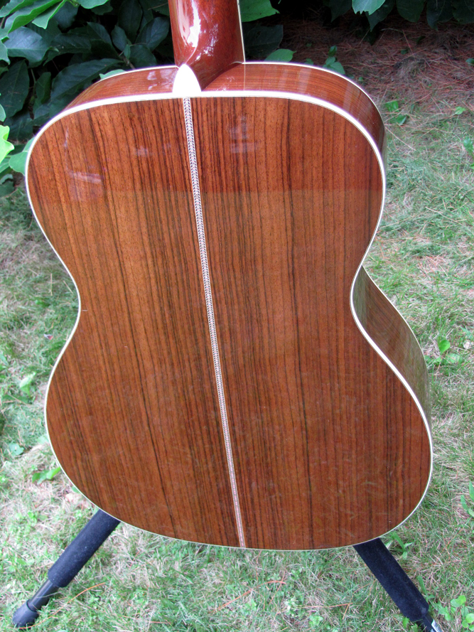 Martin 000-42 Marquis review One Man's Guitar onemanz.com Indian Rosewood readers photos