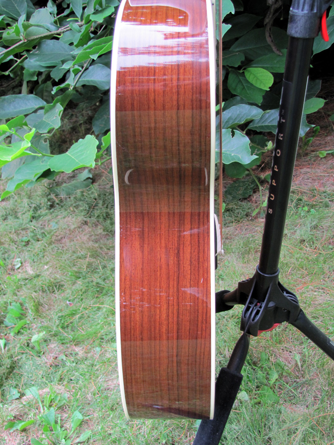 photos of Martin 000-42 Marquis Indian rosewood sides readers photos
