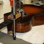 Schoenberg Quartet, Randall Kramer luthier