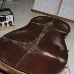 Chlandi patterns Kramer Guitars