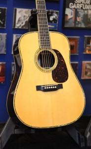 Martin D-45S Authentic 1936 Martin's Authentic Series