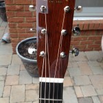 D-28 Authentic 1941 headstock