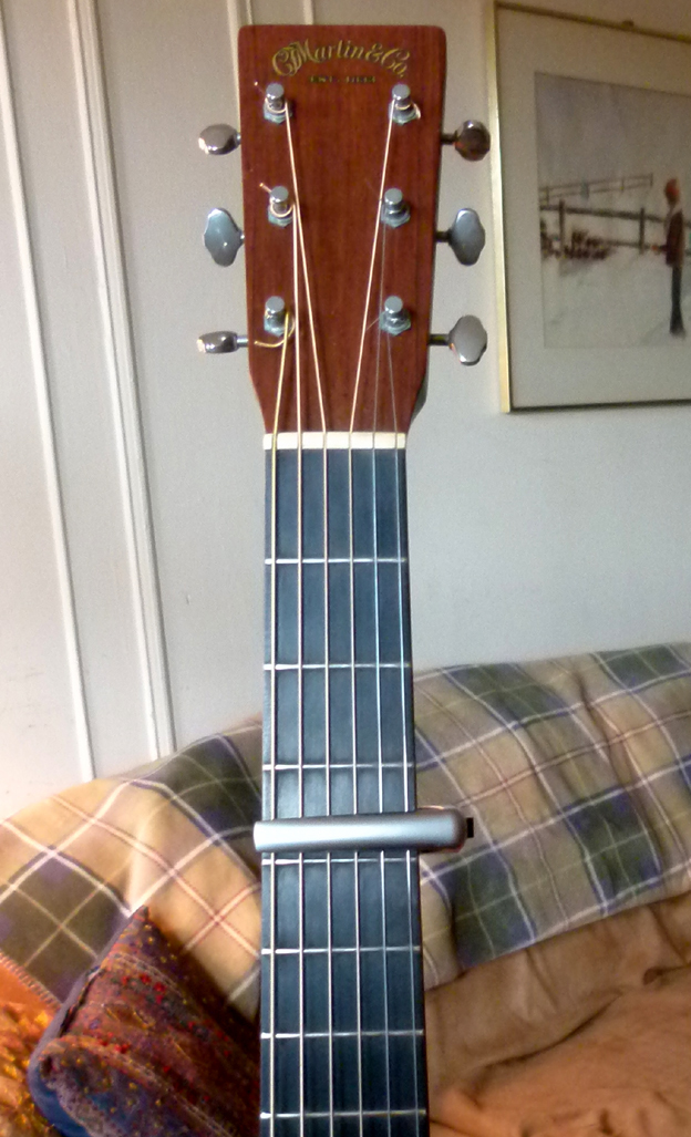 Review G7th Performance Capo One Mans Guitar
