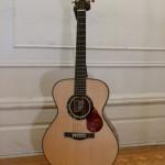 K Wingert guitar Model F Custom - guitar review at onemanz.com