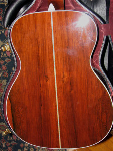 Martin OM-42 Deep Body review One Man's Guitar onemanz.com Madagascar rosewood