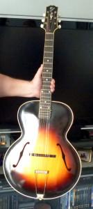 1935 Gibson L5 Lloyd Loar Gibsons