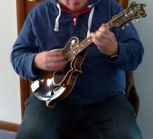 F5 Lloyd Loar Gibson mandolin