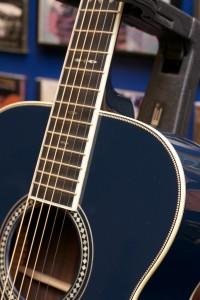 OM-ECHF Navy Blues rosette