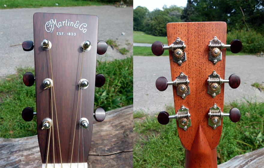 headstock and tuners one man 39 s guitar. Black Bedroom Furniture Sets. Home Design Ideas