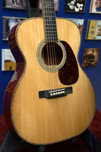 Martin CS-00041-15 torrefied top