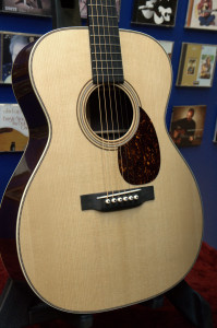 OM-28 Authentic 1931 torrefied spruce top