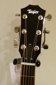 Taylor 814ce headstock review onemanz.com