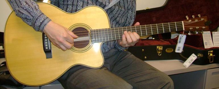 000C-28V Custom My Guitars