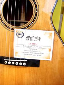 Martin CS-OOS-14 for sale