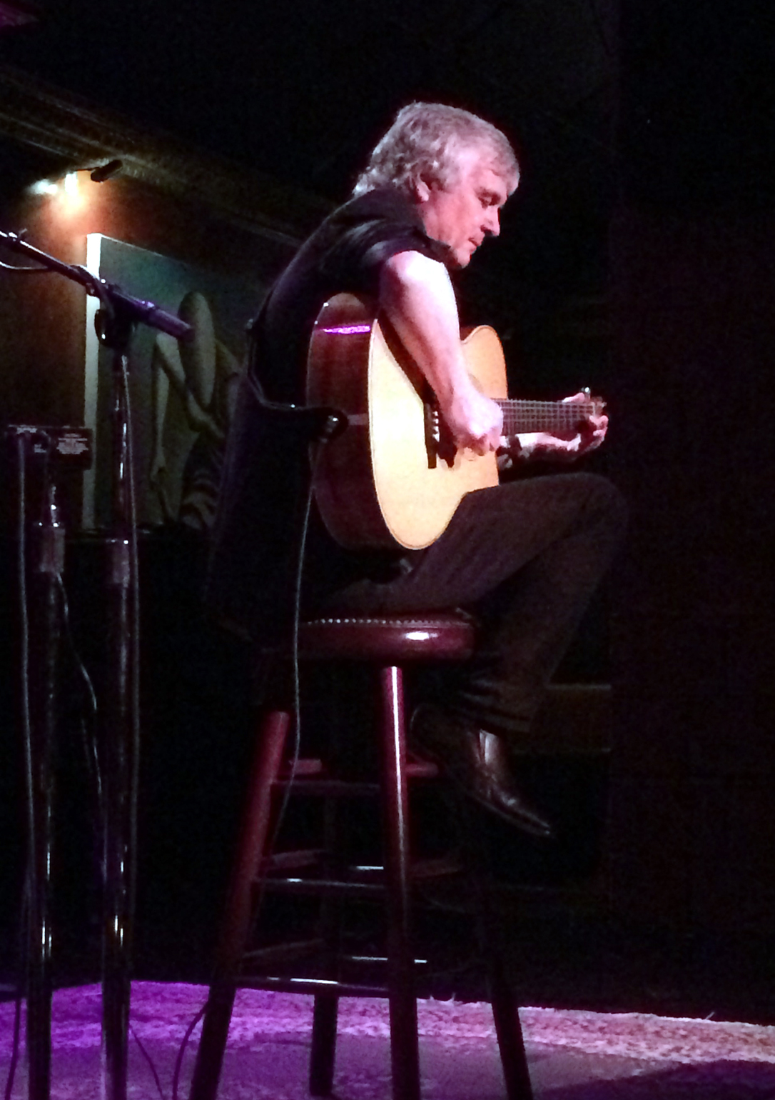 Laurence Juber Cutting Room
