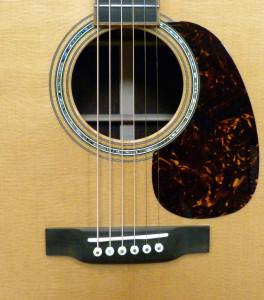 Martin CS-D41-15 rosette