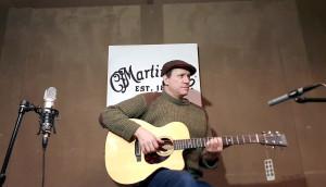 New Martin Guitars OMC-18E Spoon Phillips