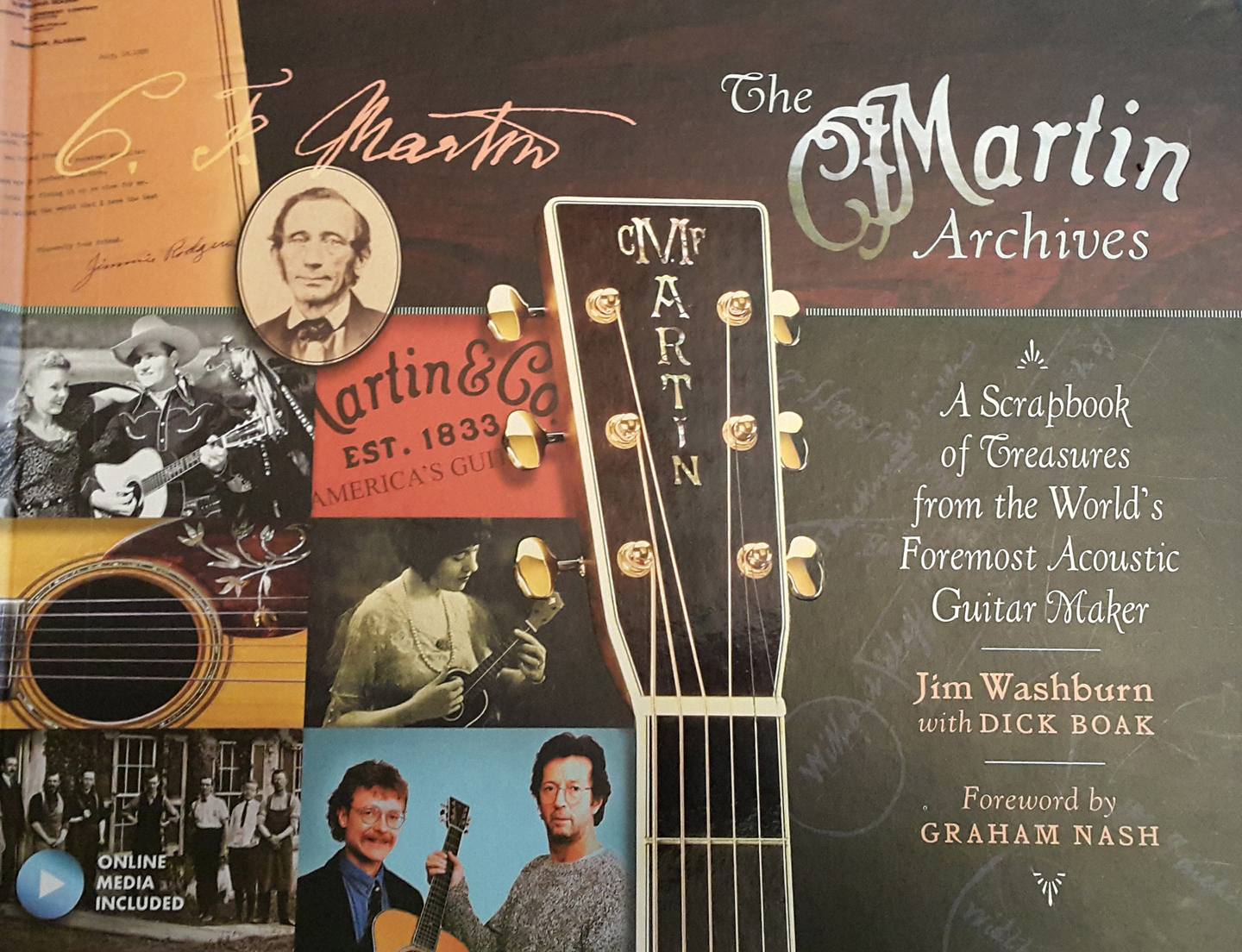 Martin Archives cover