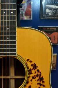 Martin CS Bluegrass 08 shoulder