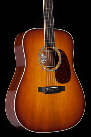 Collings D3 Cocbolo A SB NAMM 2017 One Man's Guitar onemanz