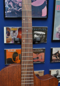 Martin GPC-15ME diamonds NAMM
