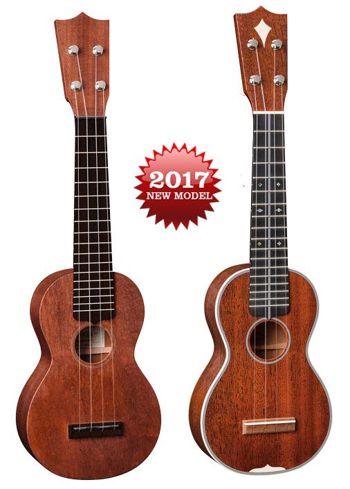Martin C1 Centennial C3 Centennial ukulele NAMM 2017
