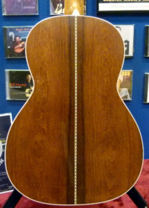 Martin 000-30 Authentic 1919 back