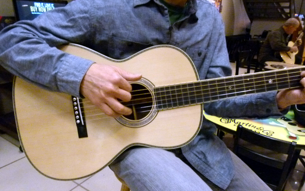 Martin 000-30 Authentic 1919 played