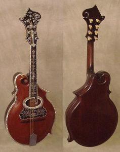 1906 Gibson mandolin