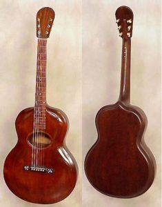 1897 Gibson guitar