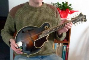 Loar Gibson F-5