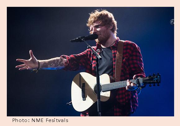 NAMM Ed Sheeran Martin X 3