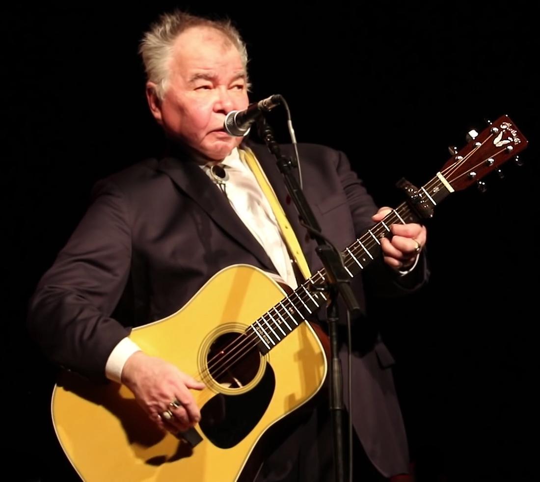 Martin D-28 John Prine in concert