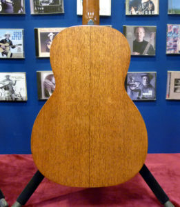 Martin 00-17 Authentic 1931 back