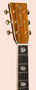 Martin D-45 John Mayer head beige 2