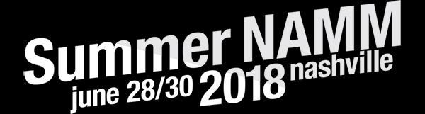 Summer NAMM banner