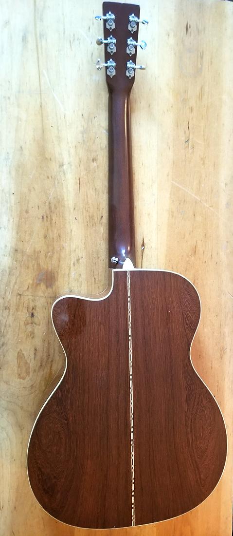 Martin 000C-28 Custom Madagascare rosewood fullbackguitar sale