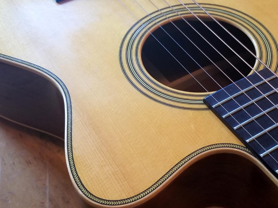 Martin 000C-28 Custom Adirondack Spruce guitar sale