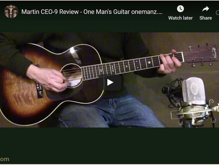 Martin CEO-9 vid cap