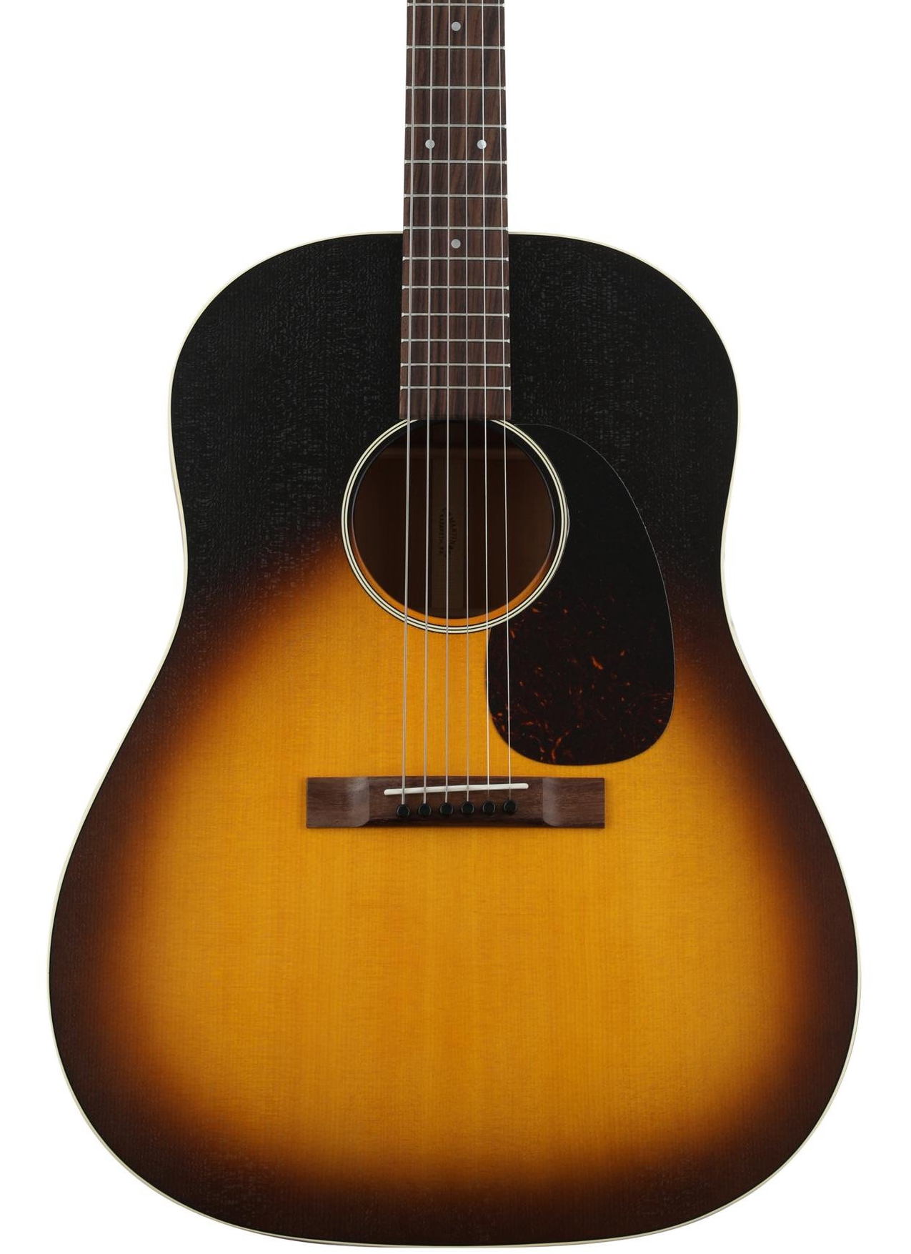 Martin DSS-17 Whiskey Sunset burst