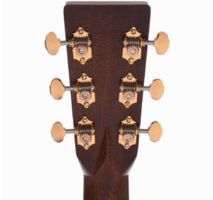 Martin OM-28 Modern Deluxe Waverly tuners