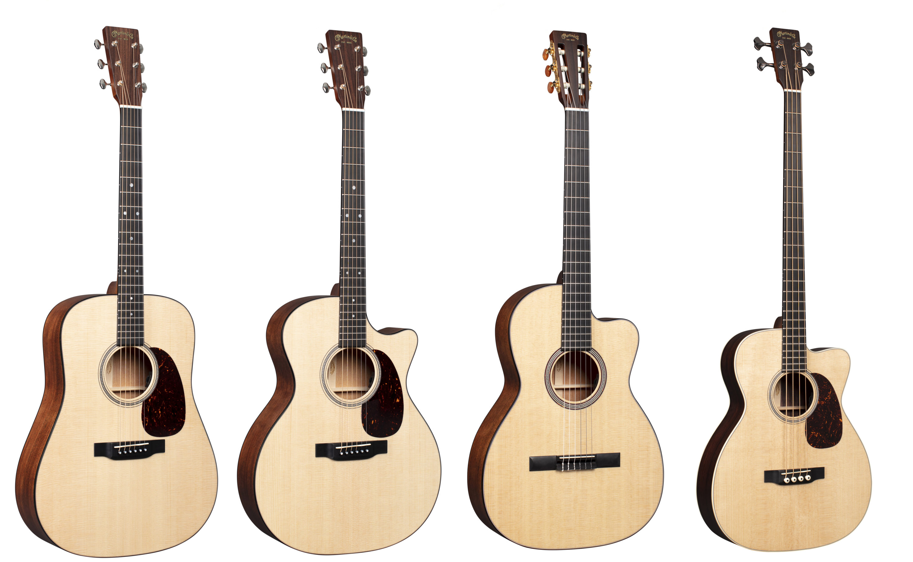 Winter NAMM Martins 16 Series