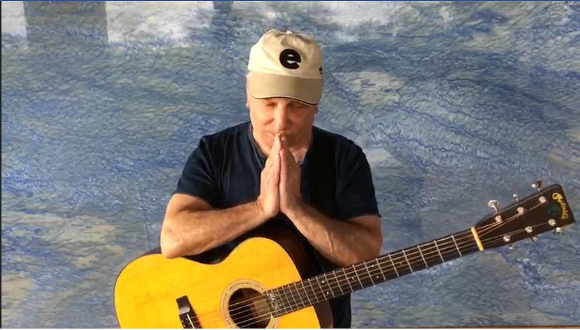 Paul Simon American Tune COVID-19 onemanz