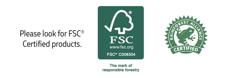 FSC Certified Logo One Man's Guitar onemanz