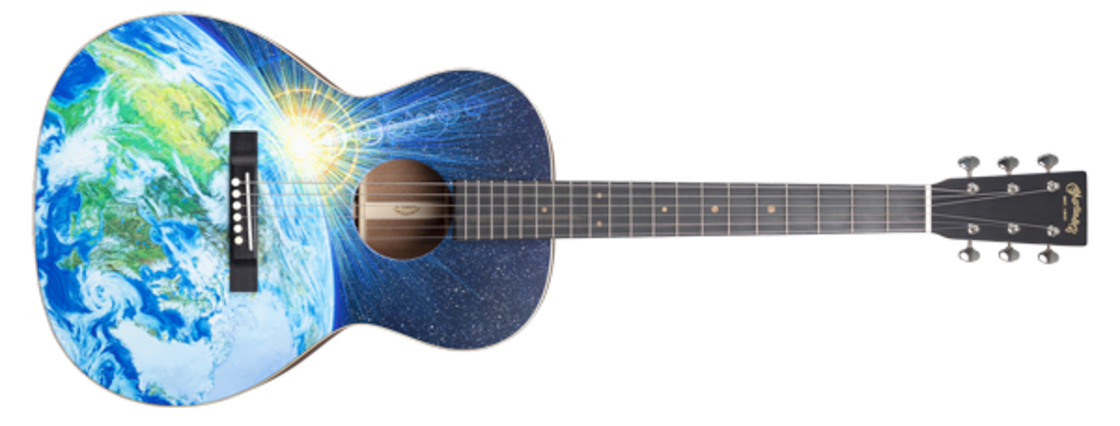 Martin 00L Earth full One Man's Guitar onemanz