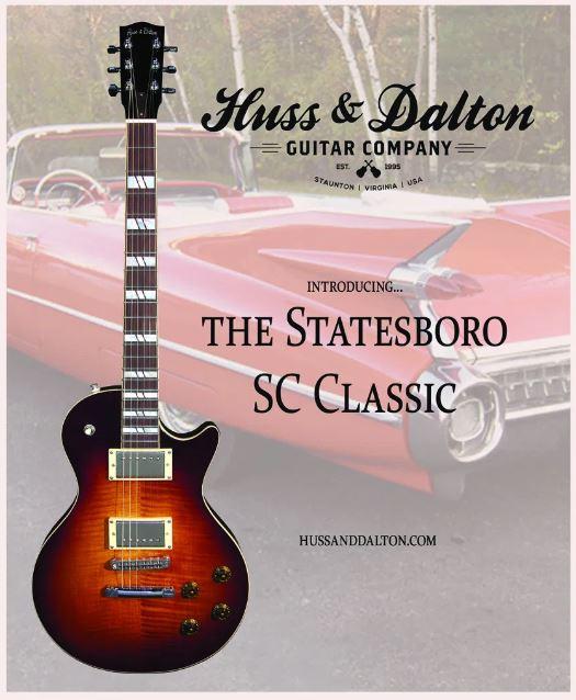 Huss & Dalton Statesboro SC Classic Winter NAMM onemanz