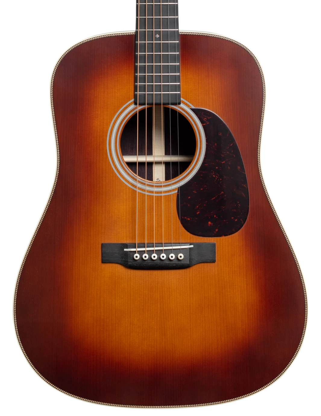 Martin D-28 Custom Authentic Ambertone top onemanz