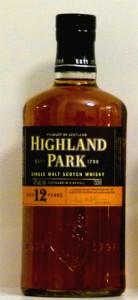 Highland Park 12 review